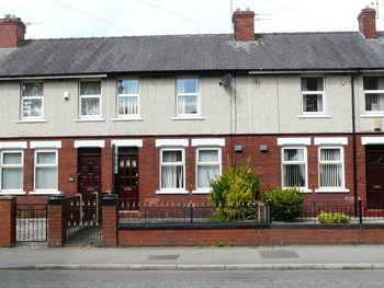 Warrington Road, Leigh