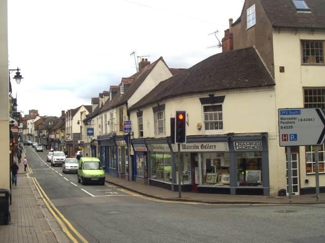 Port Street, Evesham, Worcestershire