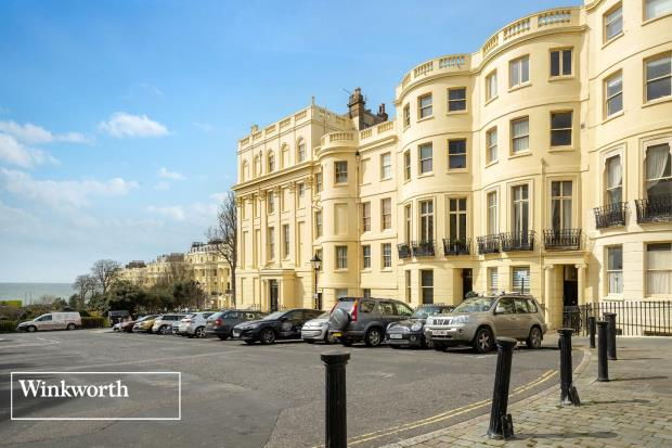 Brunswick Place, Hove, East Sussex