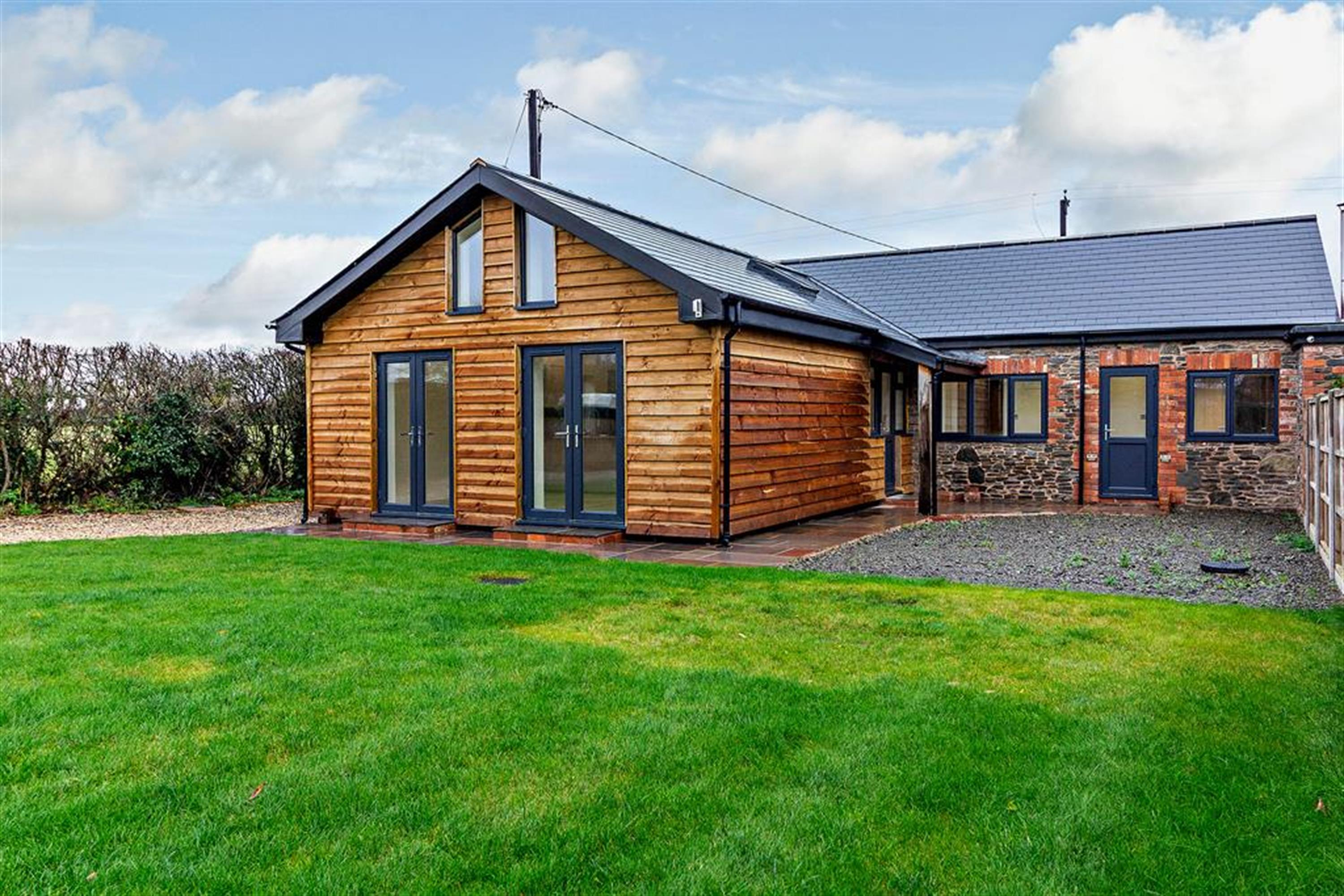 Apple Tree Lodge, Matchcroft, Eau Withington, Hereford, HR1 3NH