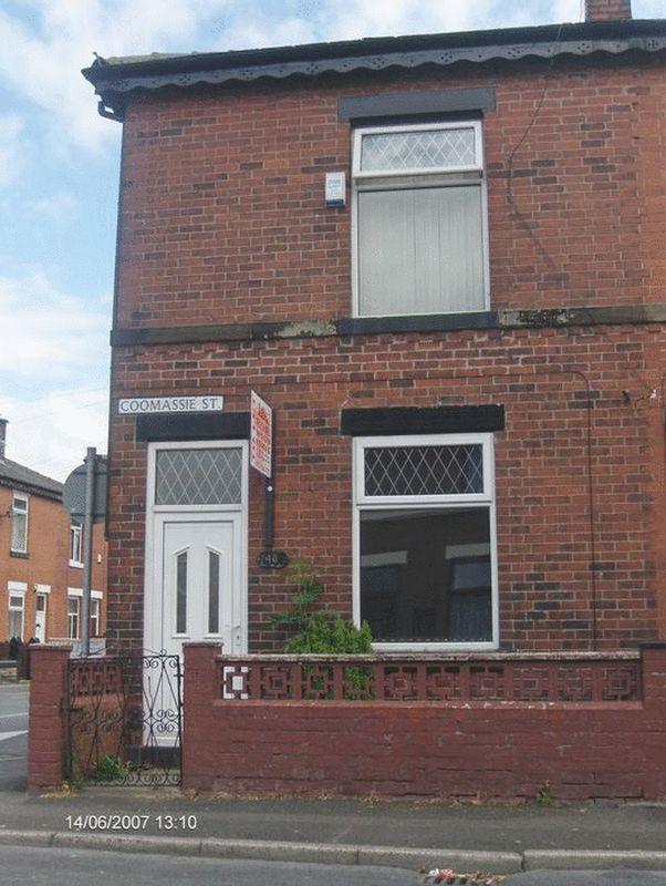 Coomassie Street, Manchester