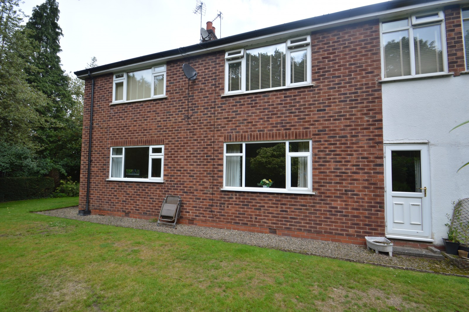 Woods Close, Ollerton