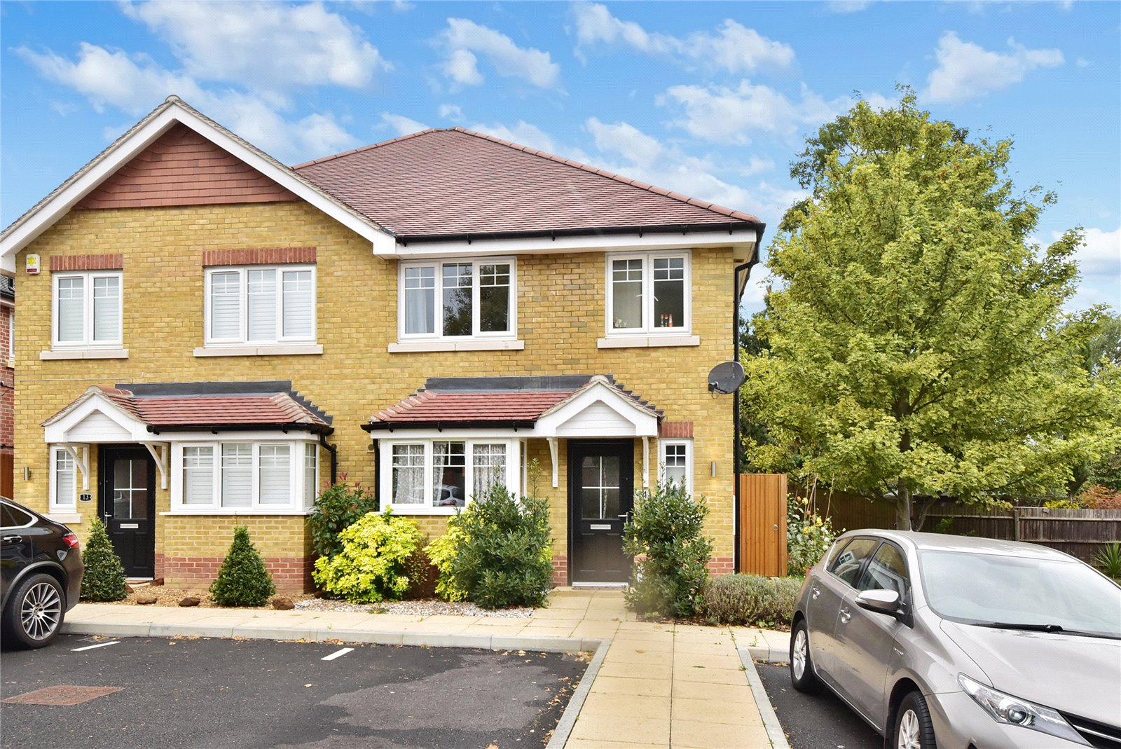 Western Terrace, Havelock Gate, West Dartford, Kent, DA1