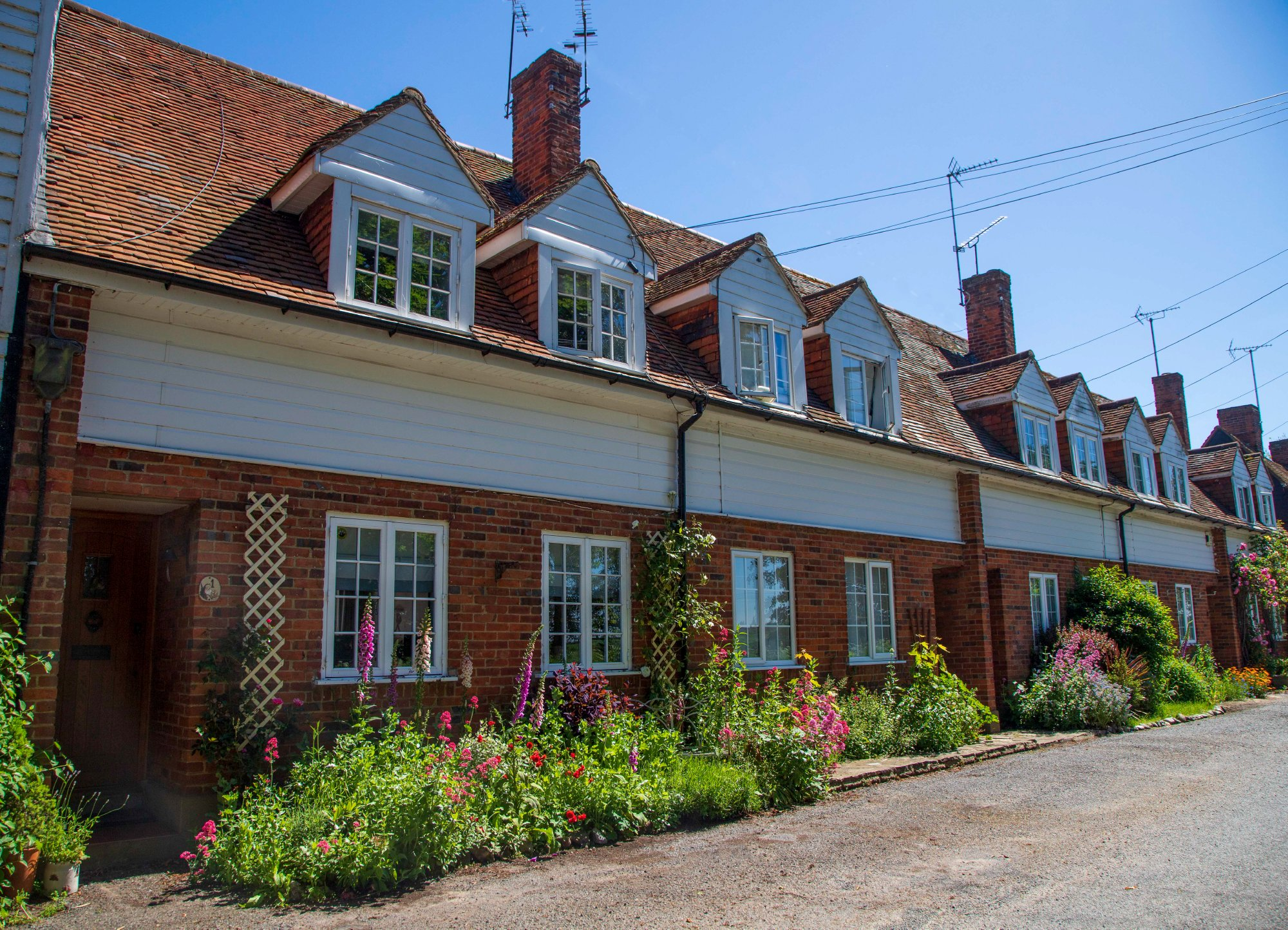 Punchbowl Cottages, Church End Paglesham, Rochford