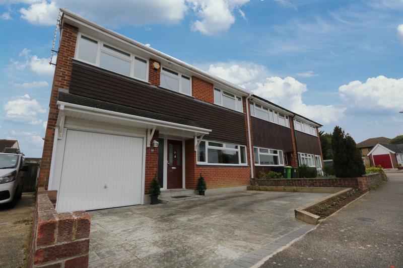 Briar Close, Hockley, Essex, SS5