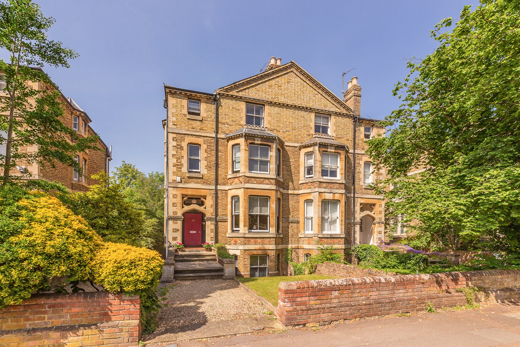 Warnborough Road, Walton Manor, Oxford, OX2