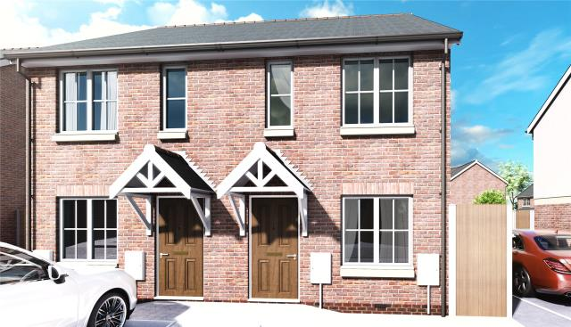 Sion Hill Development, Kidderminster, Worcestershire, DY10