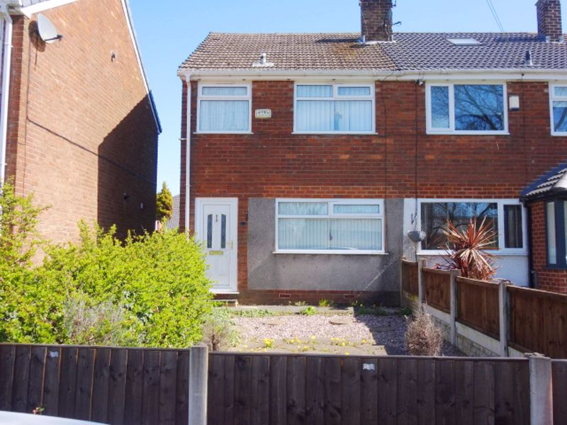 2 Bedroom Quasi-semi - Hardman Close, Radcliffe