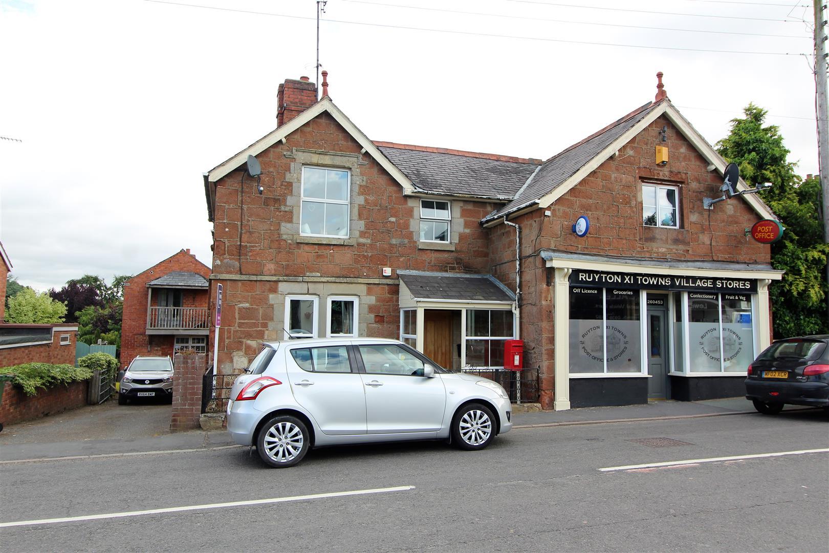 Church Street, Ruyton Xi Towns, Shrewsbury