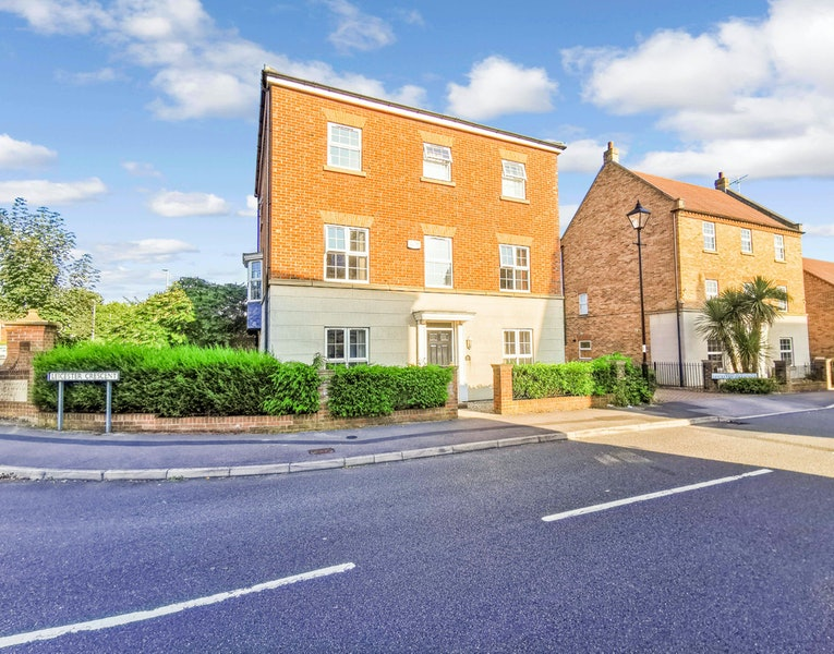 Leicester Crescent, Worksop, South Yorkshire, S81