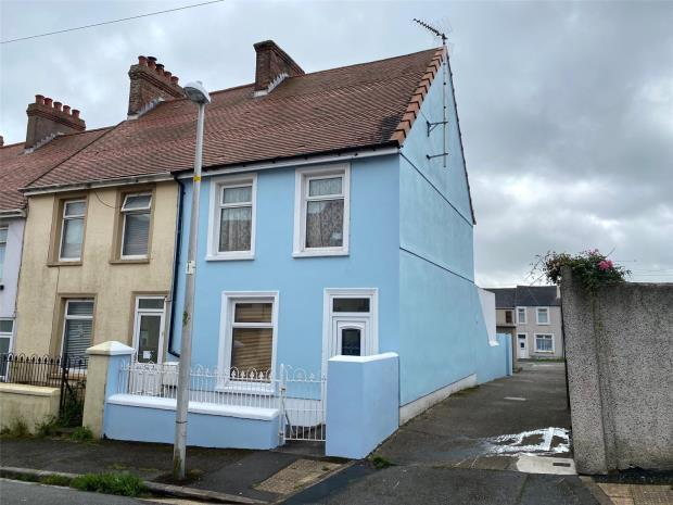 Vicary Street, Milford Haven, Pembrokeshire