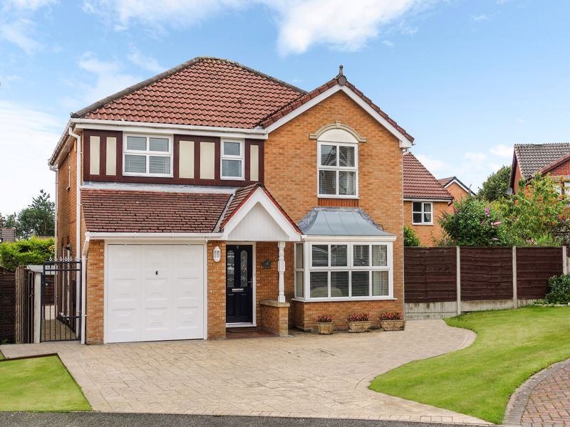 4 Bedroom Detached - Hunter Drive, Radcliffe