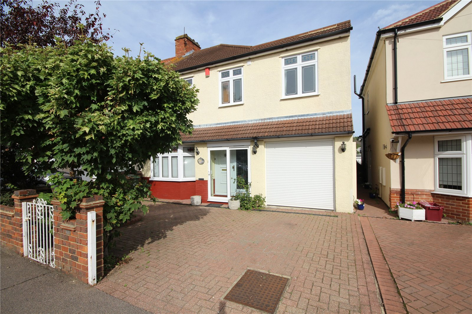 Danson Crescent, South Welling, Kent, DA16