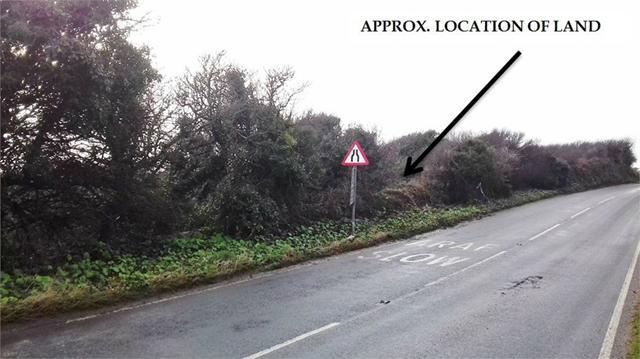 Land at Dwr Rhyd, Solva, Haverfordwest, Pembrokeshire