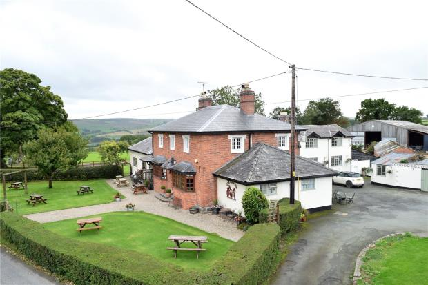 Welshpool, Powys