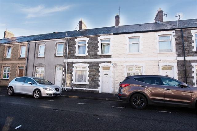 Diamond Street, Cardiff, South Glamorgan