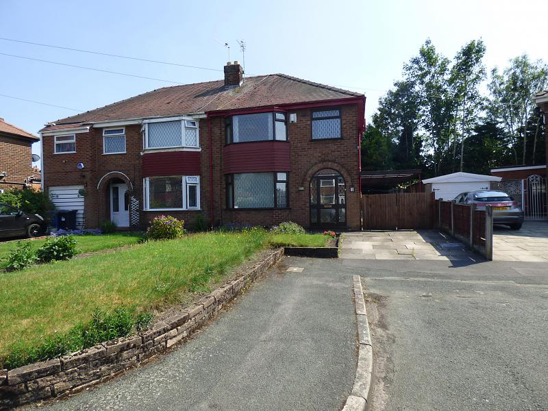 15 Milvain Drive, Orford, Warrington