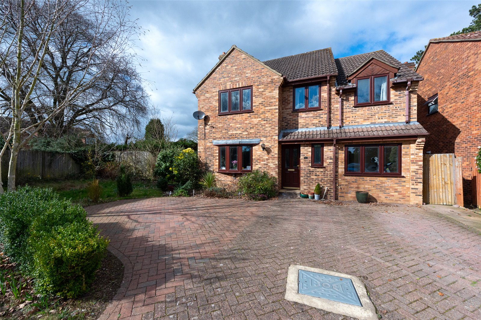 Bishops Close, Tadley, RG26