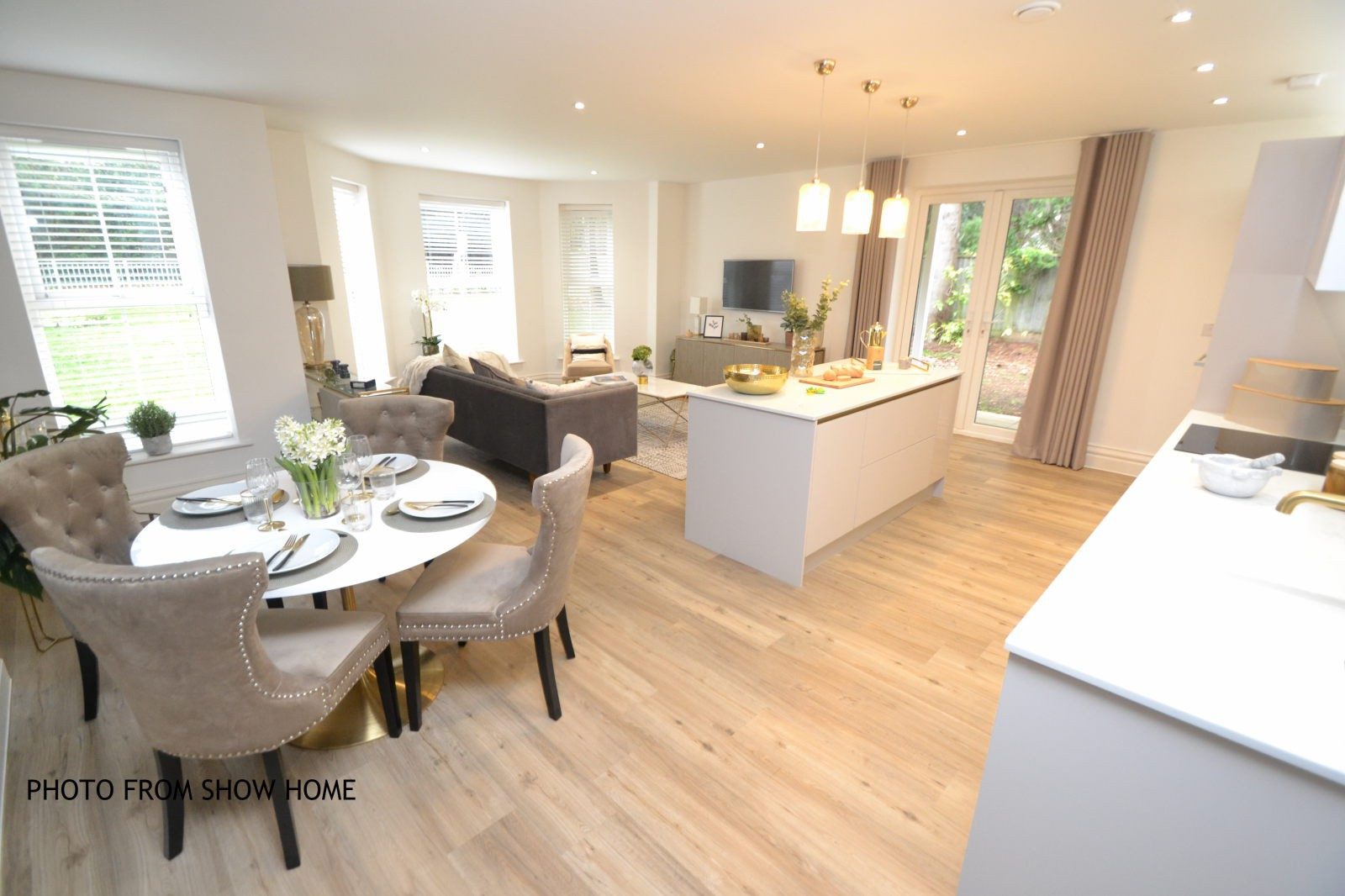 Flat 3, 30 Tower Road, Branksome Park, Poole