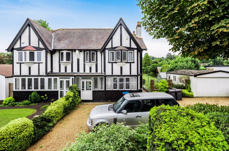 Little Woodcote Lane, West Purley