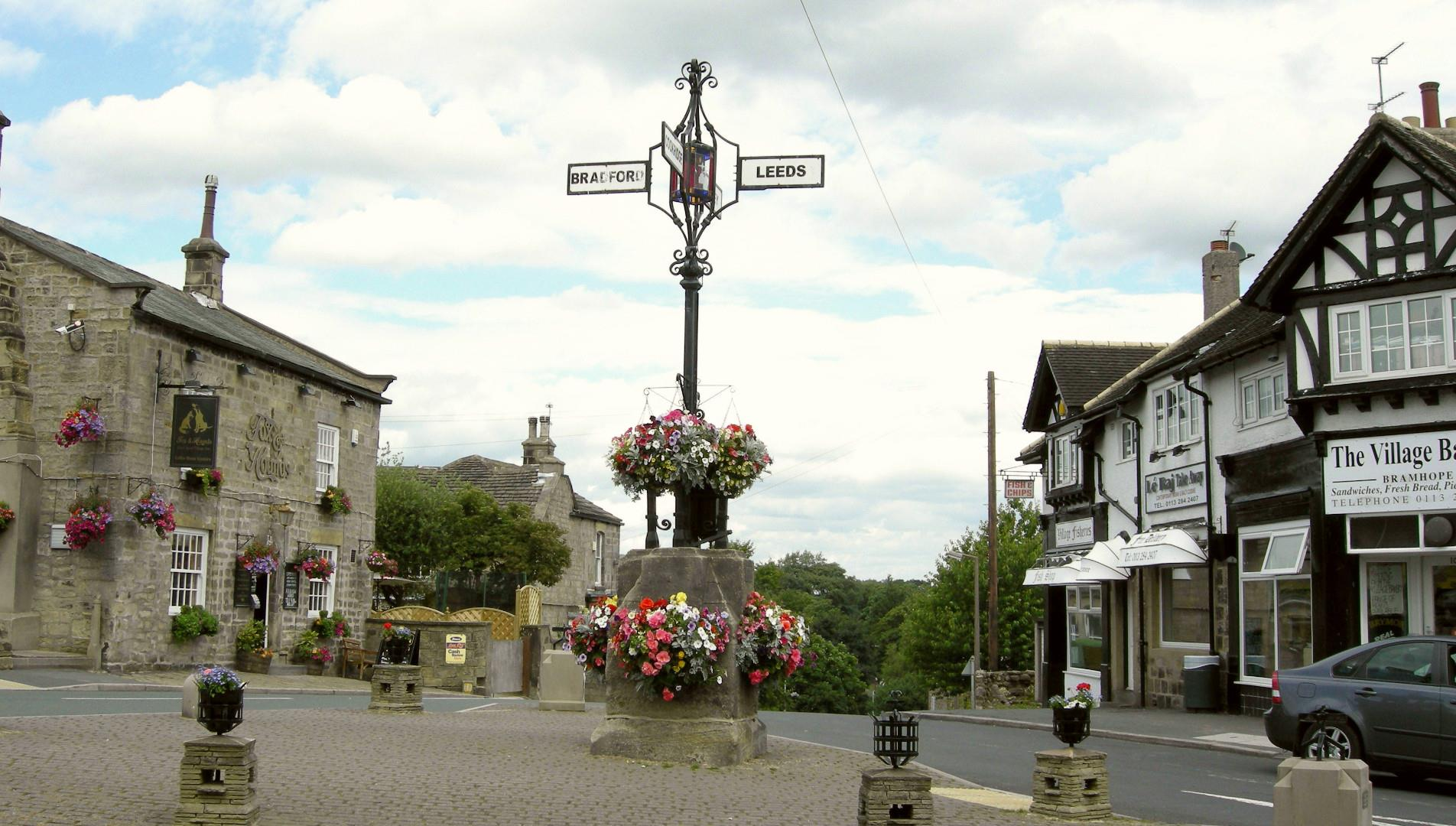 Moor Road, Bramhope