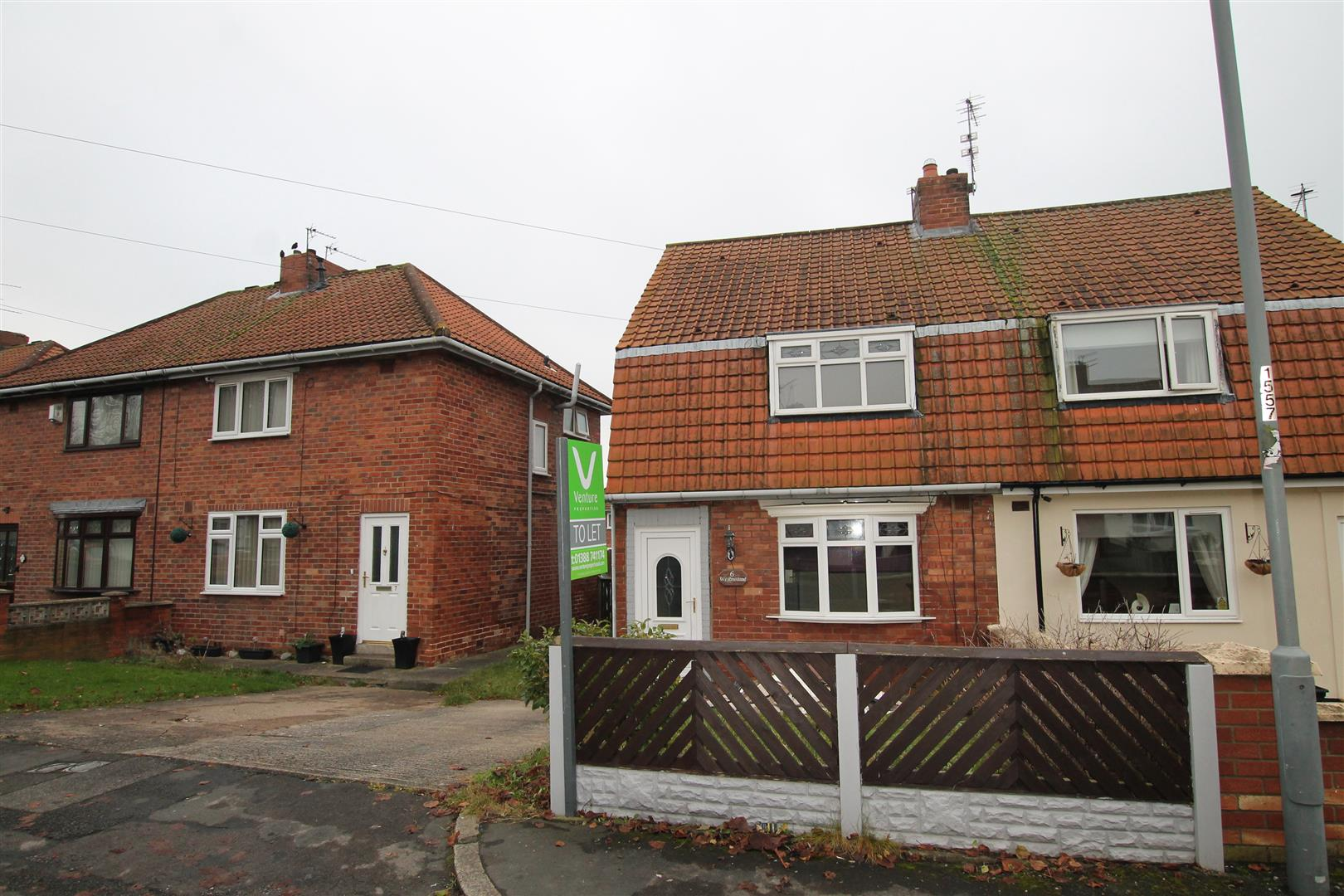 Westmorland Place, Willington, Crook