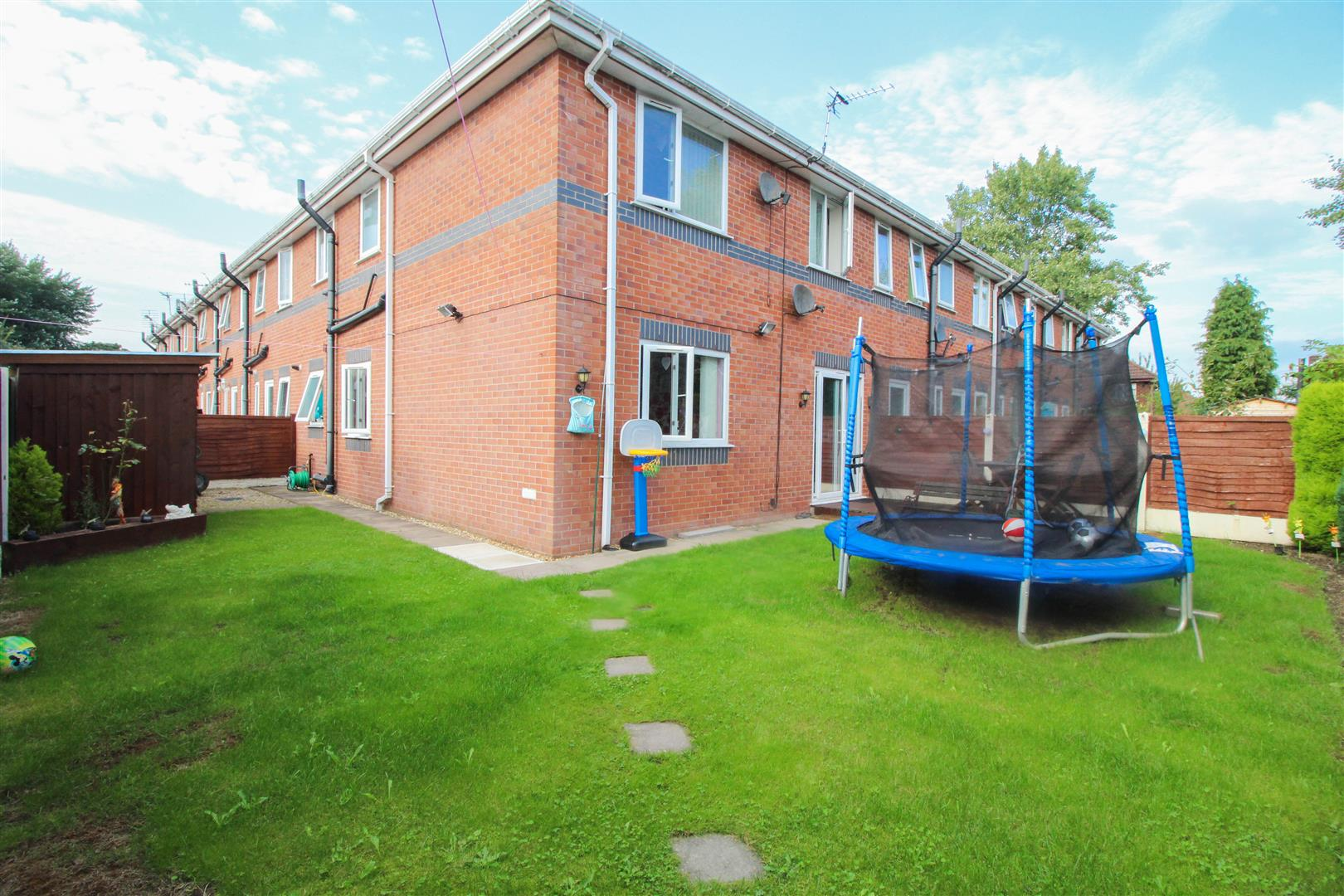 Boilton Court, Ribbleton, Preston