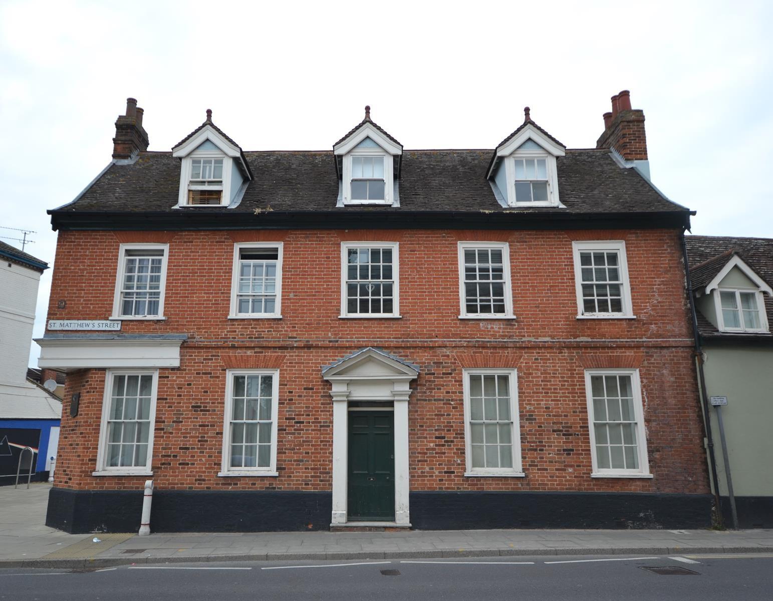 Barrack Lane, Ipswich, Suffolk, IP1