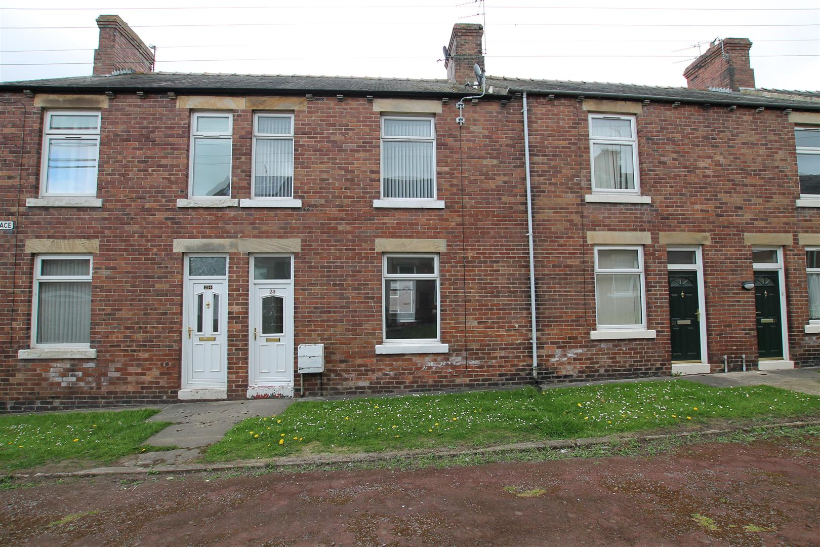 York Terrace, Willington