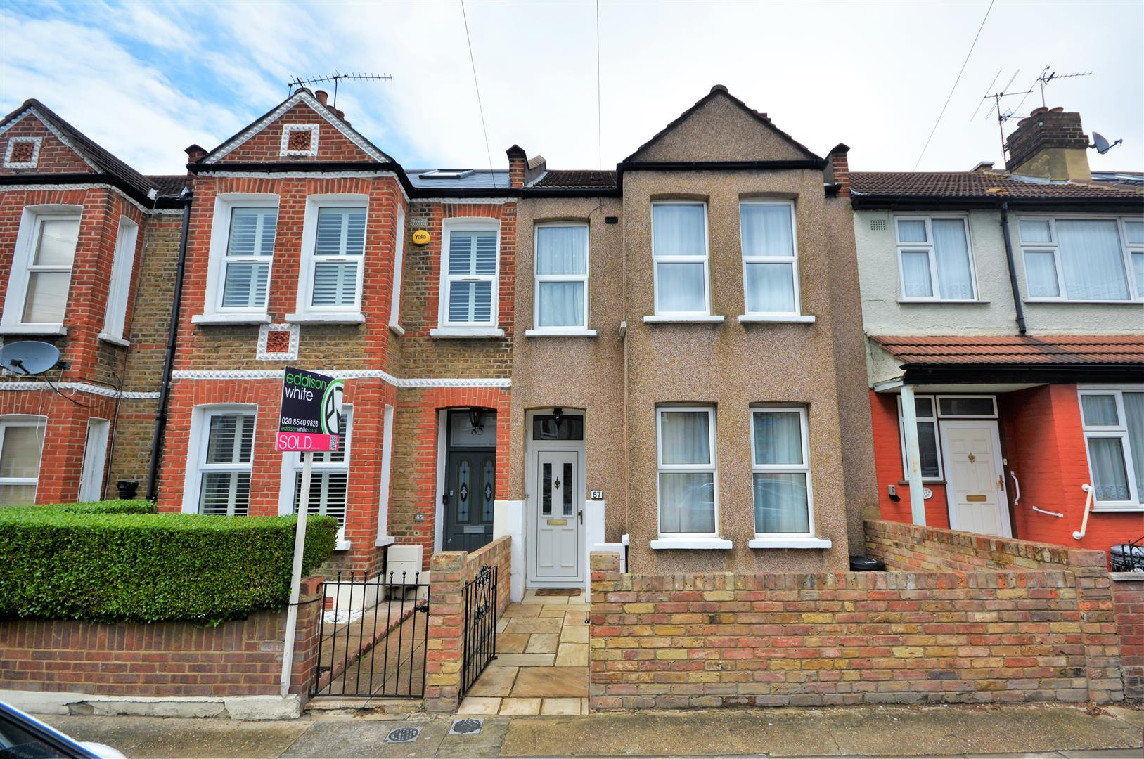 Fortescue Road, Colliers Wood