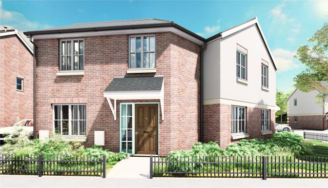 Sion Hill Development, Kidderminster, DY10