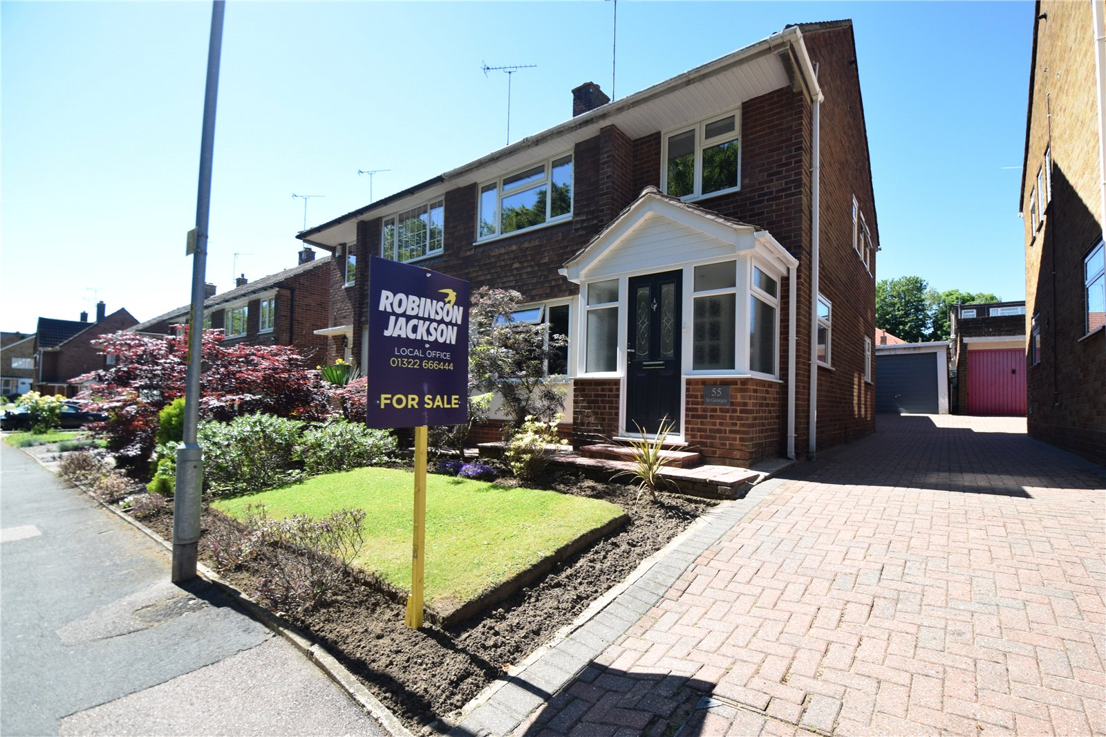 St Georges Road, Swanley, BR8