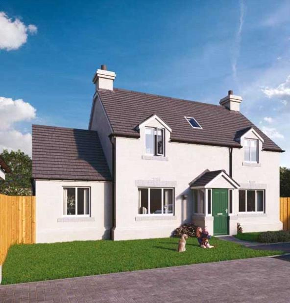 Plot 9 The Grove, Land South Of Kilvelgy Park, Kilgetty, Pembrokeshire