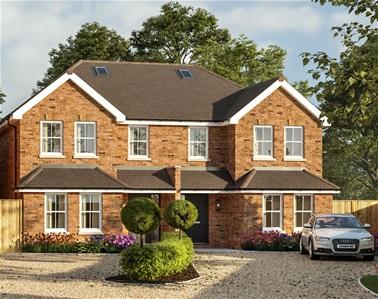 Alder House, 23 Crouch Hall Lane, Redbourn