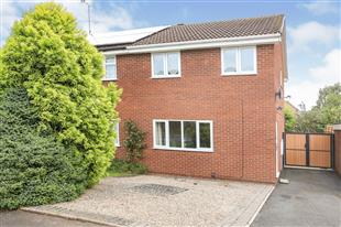 Naylor Close, Kidderminster, DY11