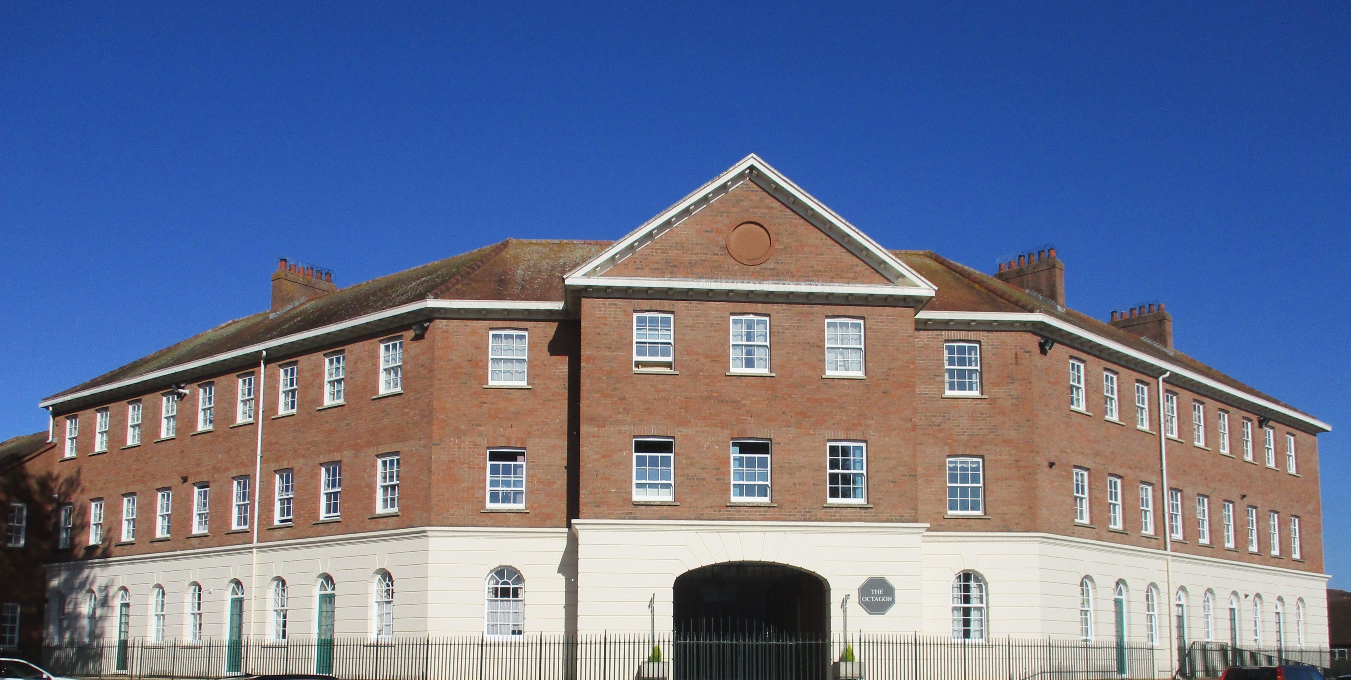 The Octagon , Middle Street, Taunton