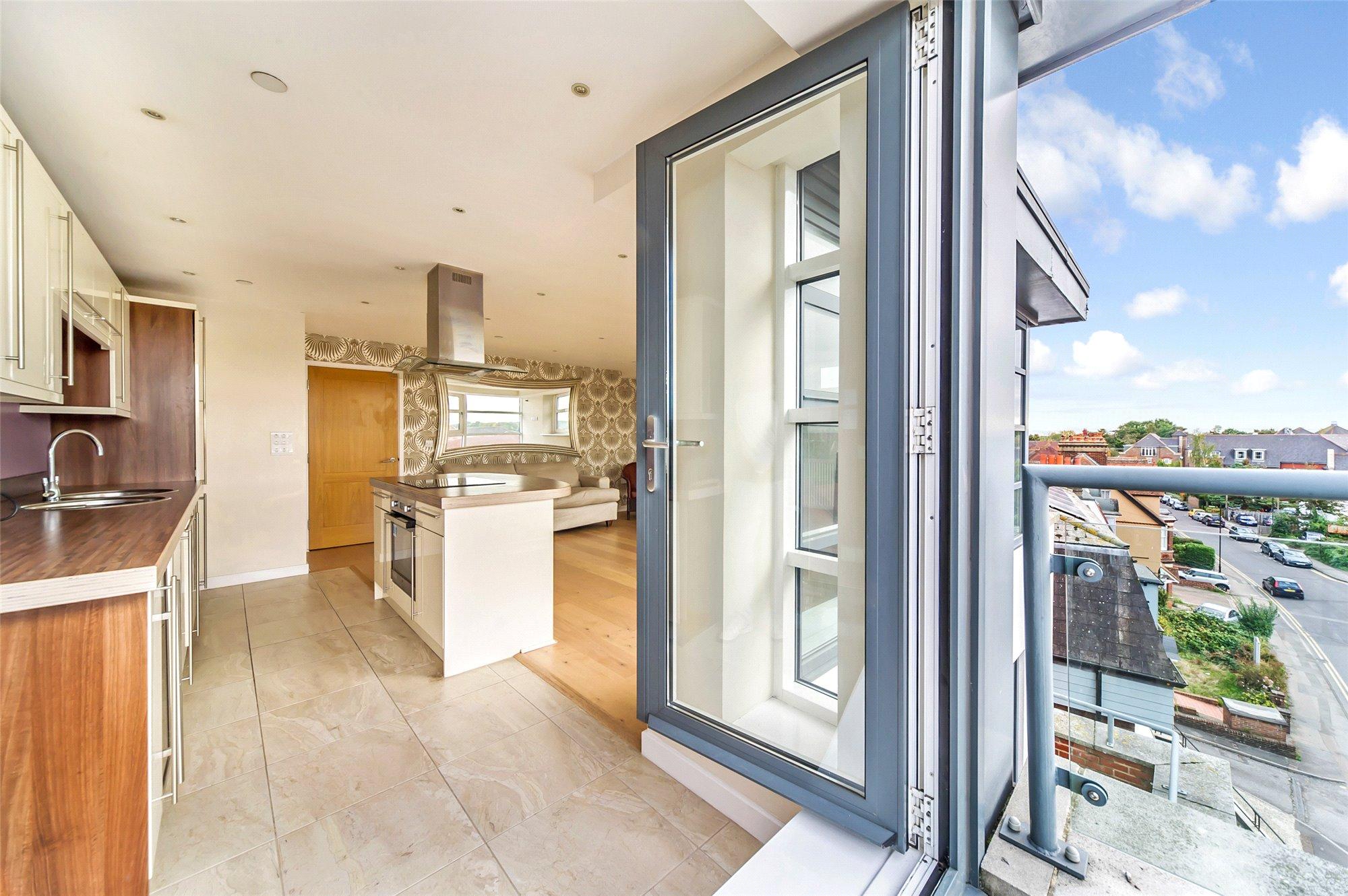 Azure Apartments, 3 Lyons Crescent, Tonbridge, Kent, TN9