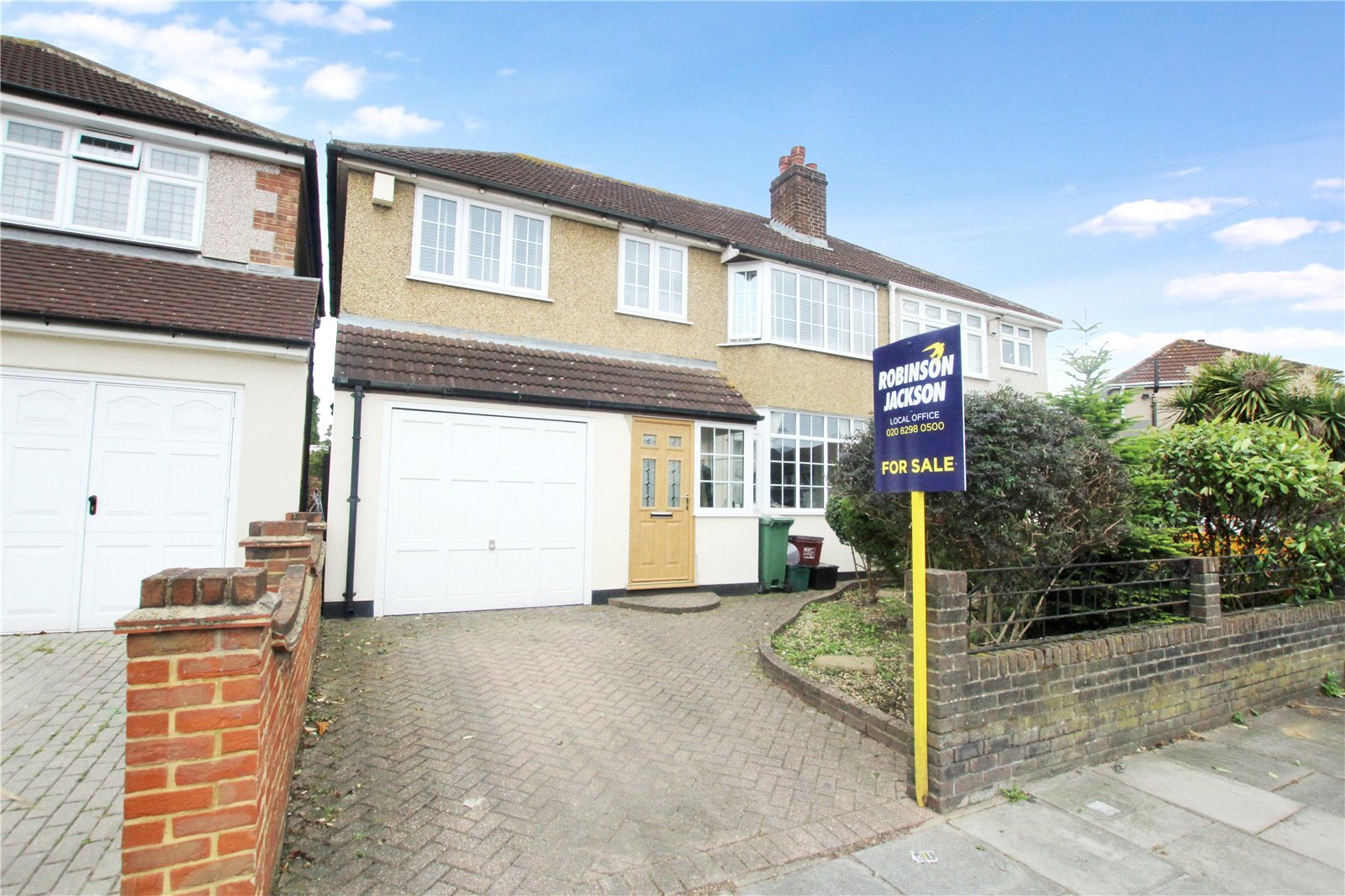 Merlin Road, Welling, Kent, DA16