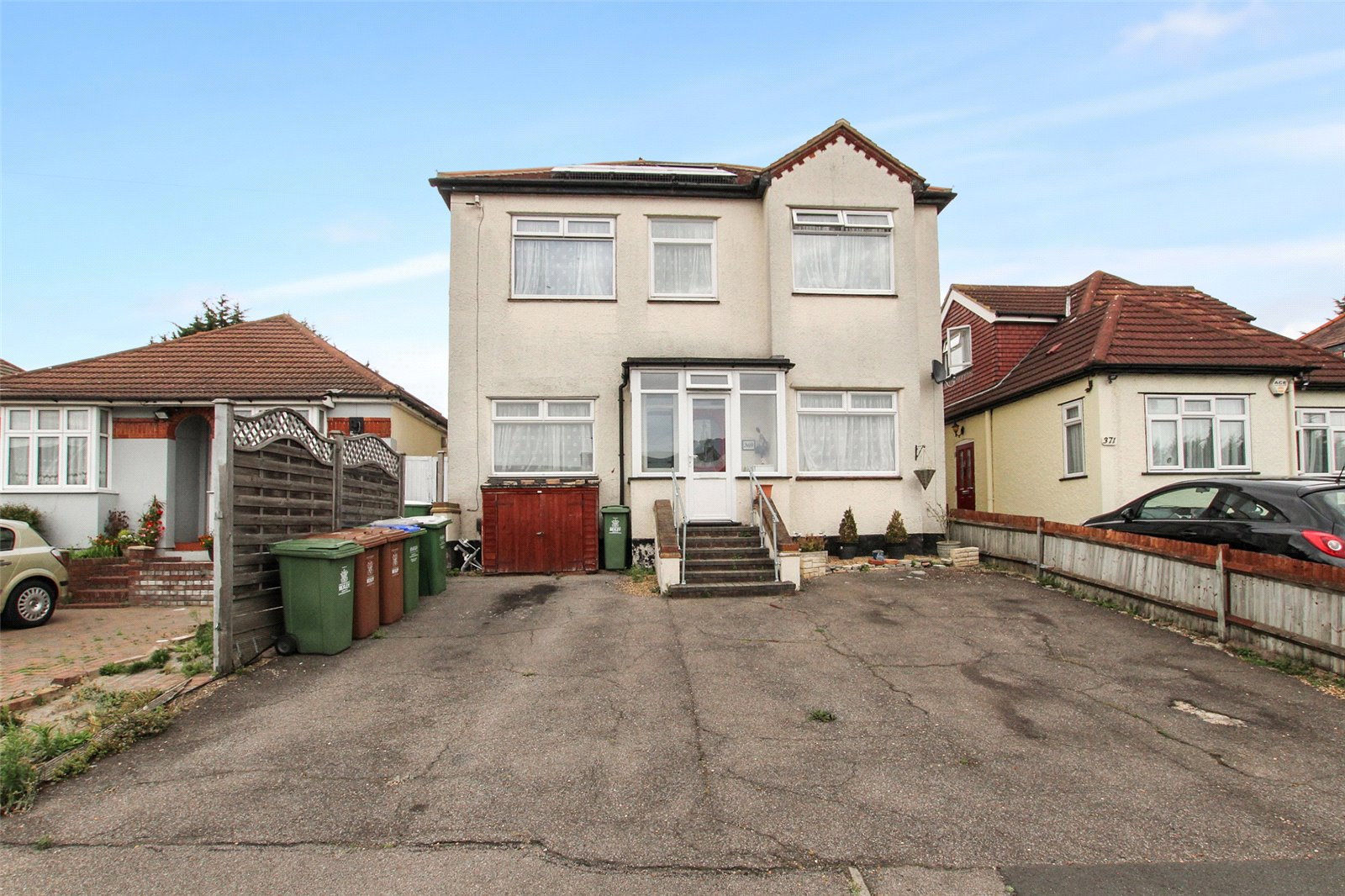 Blackfen Road, Blackfen, Sidcup, Kent, DA15