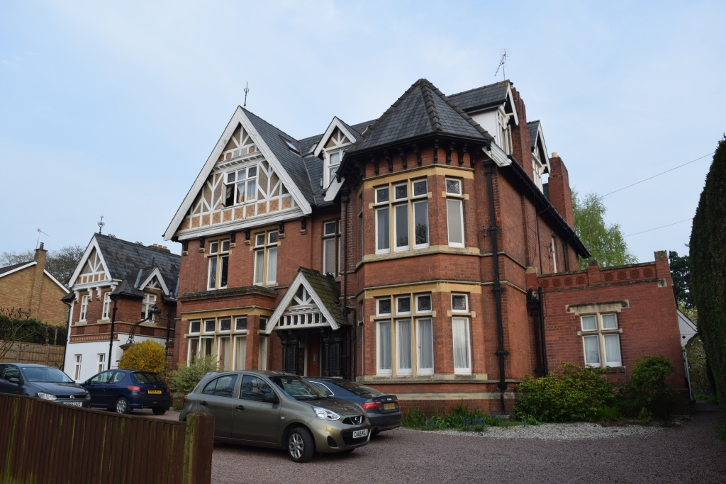 Flat 6 20 Aylestone Hill, Hereford, Hereford, Herefordshire, HR1 1HS