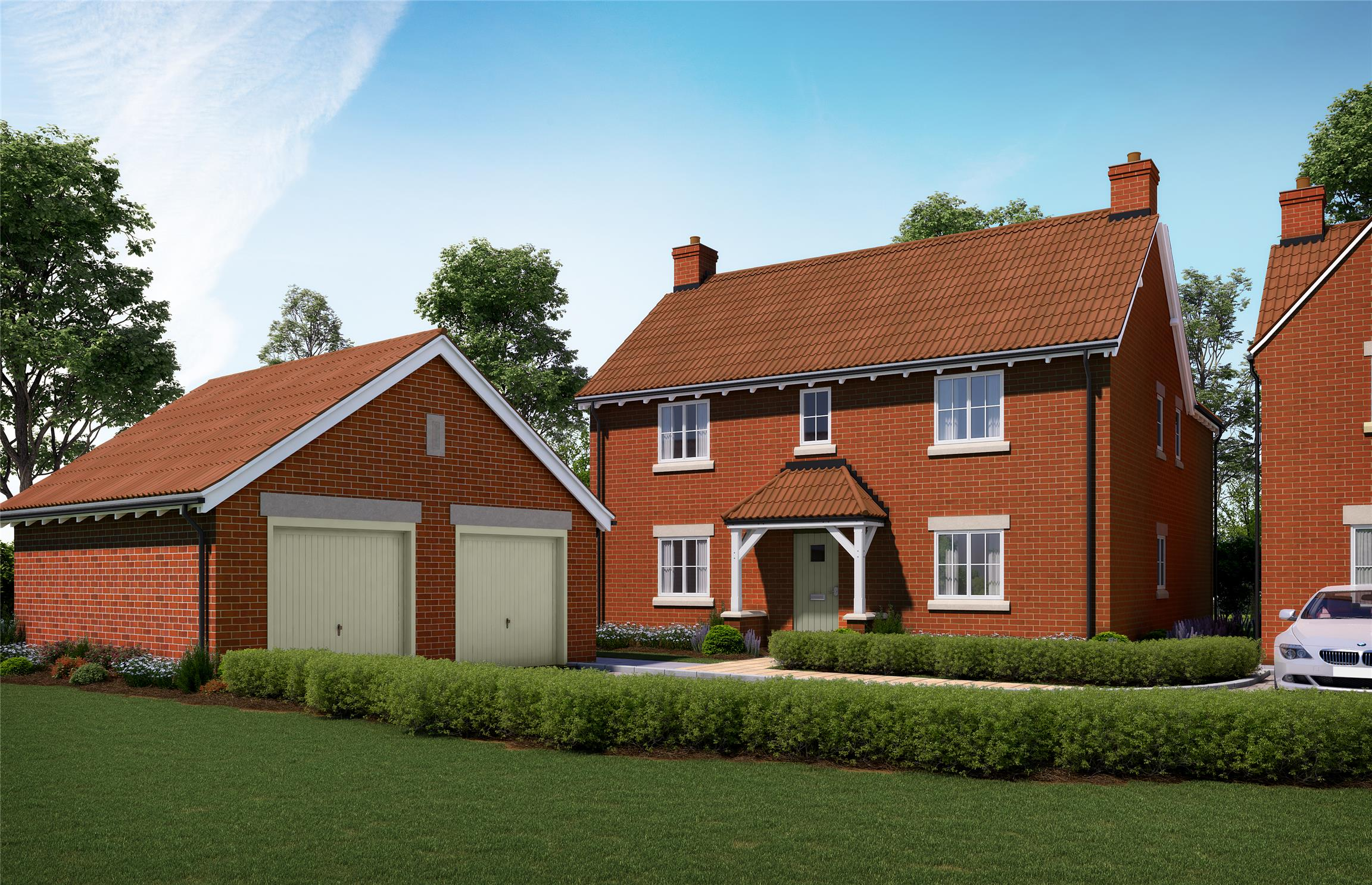 Plot 8, The Fulbrook, Harford Place, Rangeworthy BS37