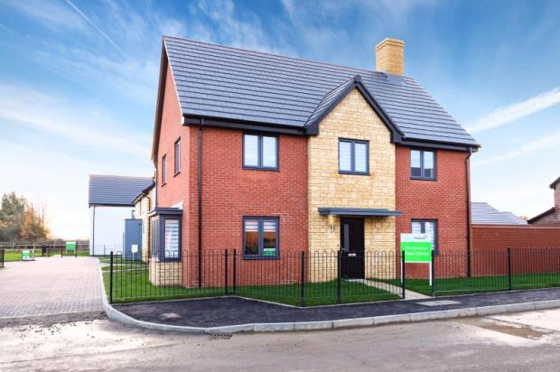 The Somerton, Plot 114, Lakeview, Colwell Green, Witney