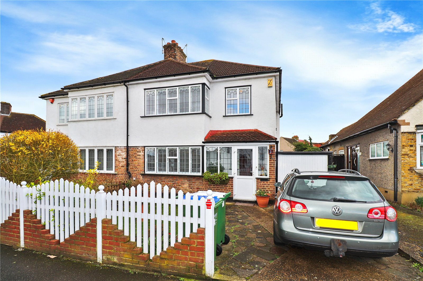 Westergate Road, Abbey Wood, London, SE2