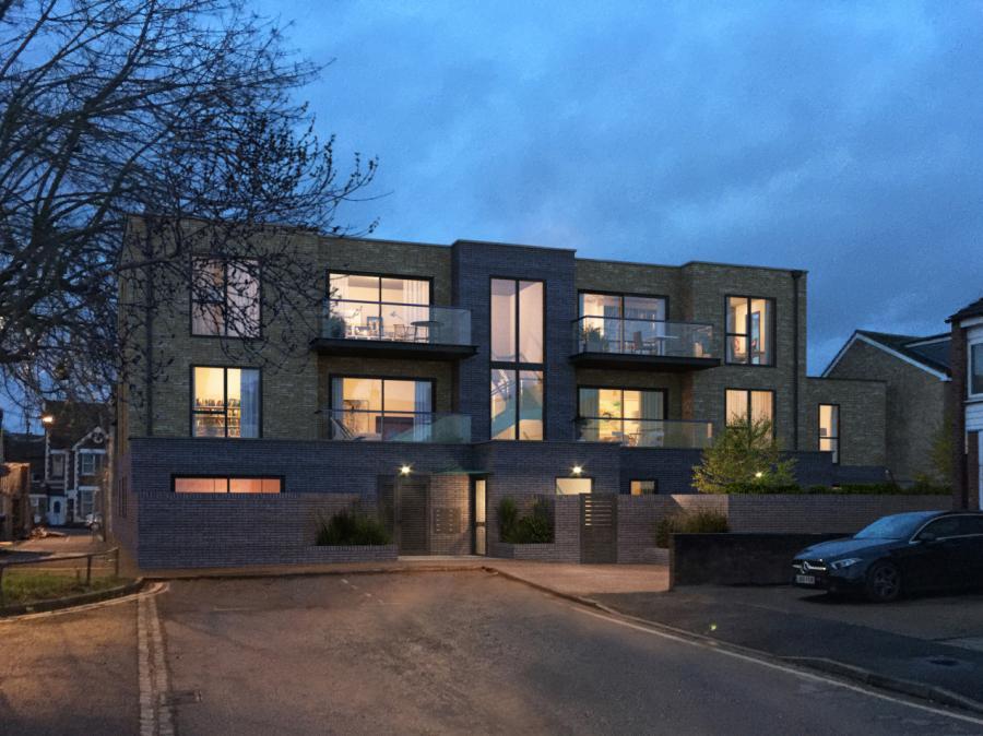 Ledaire Point, 19a Devonshire Road, Croydon, CR0