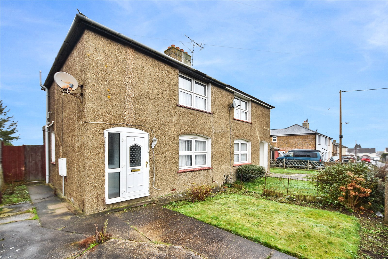 Russell Place, Sutton At Hone, Dartford, Kent, DA4