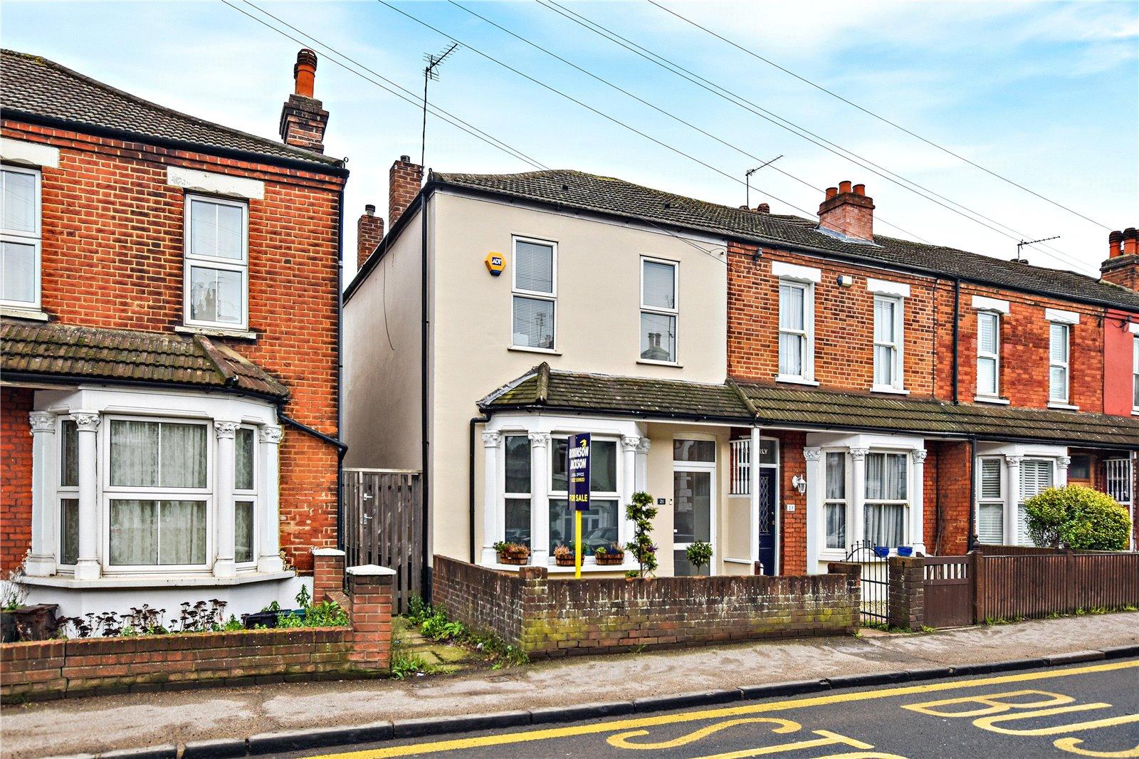 North Cray Road, Bexley Village, Kent, DA5