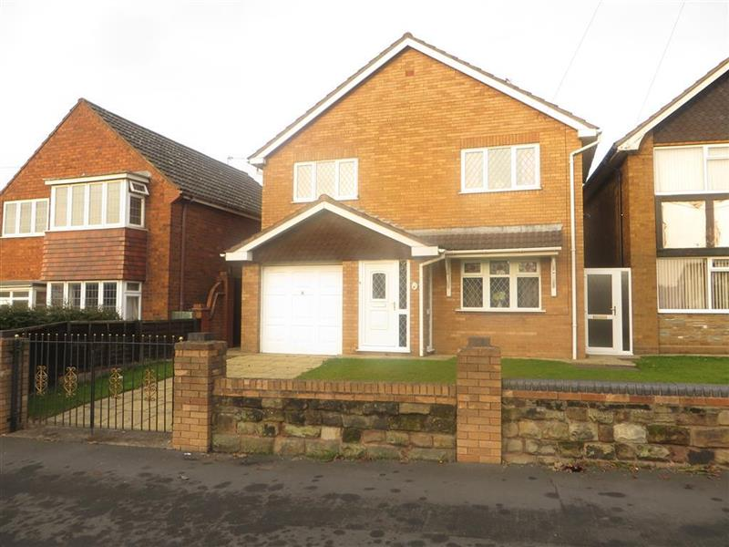 Rounds Road, BILSTON, WV14