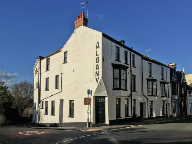 Albany Hotel, The Norton, Tenby, Pembrokeshire
