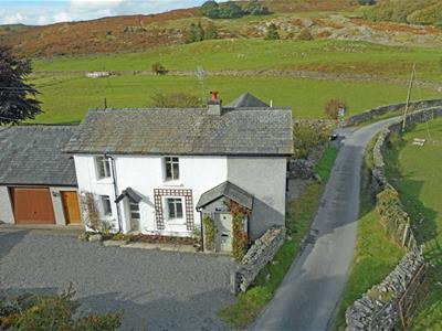 Low Ickenthwaite Cottage, Rusland