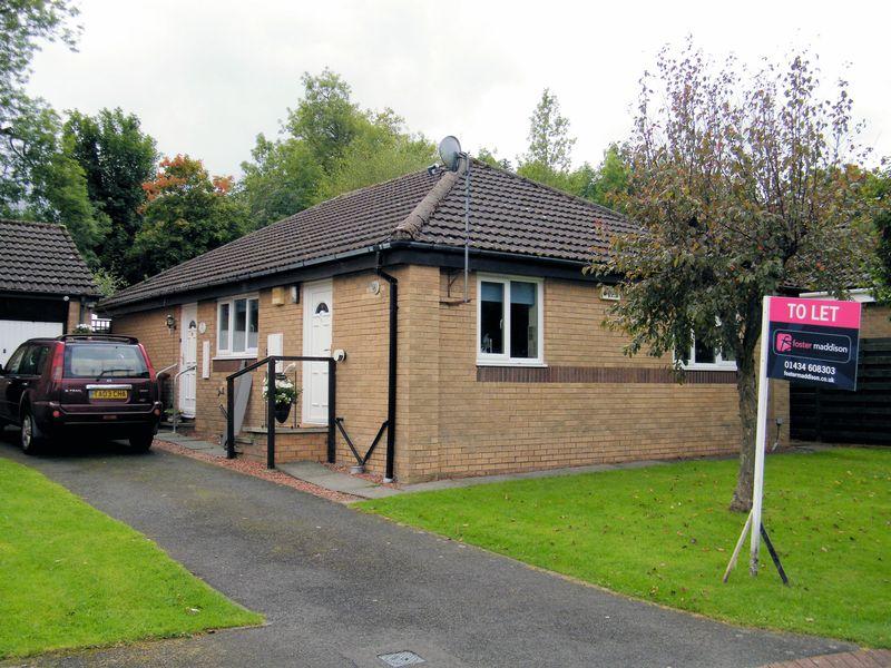Oak Close, Hexham